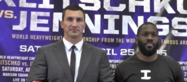 Kliczko i Jennings stoczą walkę o 3 pasy