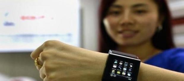 L'Apple Watch a de nombreux concurrents en Chine.
