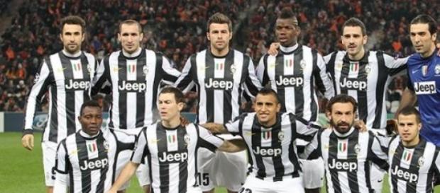 La Juventus en Ligue des Champions