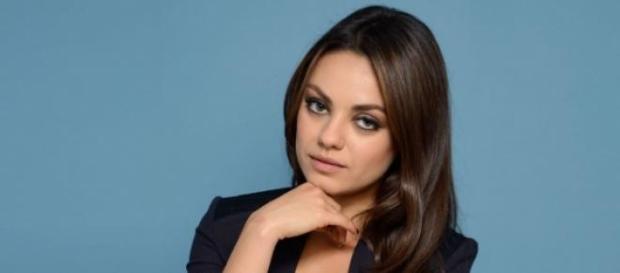Mila Kunis naceu na Ucrânia em 1983.