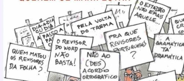 Nem o Brasil aceita o (des) acordo.