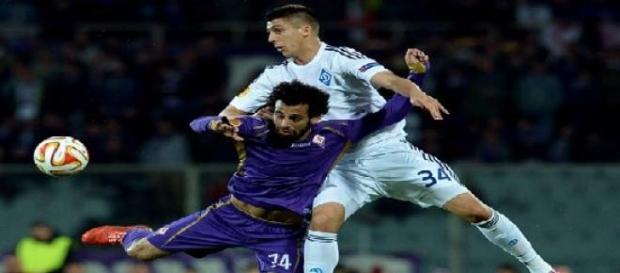 Salah et la Fiorentina en demi-finales