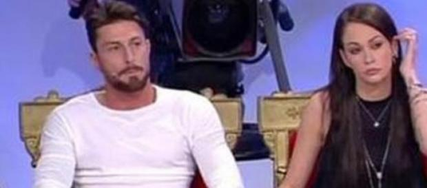 Valentina provoca Amedeo, Silvia arrabbiata