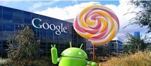 Android Lollipop para el smartphone de Google