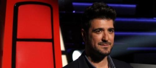Antonio Orozco coach de 'La Voz' en Telecinco