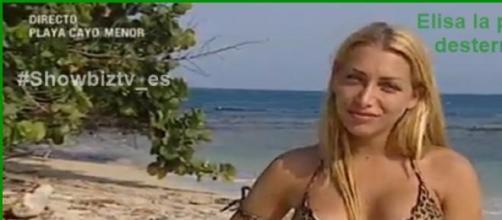 Elisa es la primera desterrada de Supervivientes