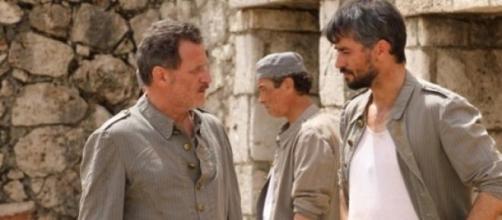 Il Segreto: Cipriano ucciderà Olmo?