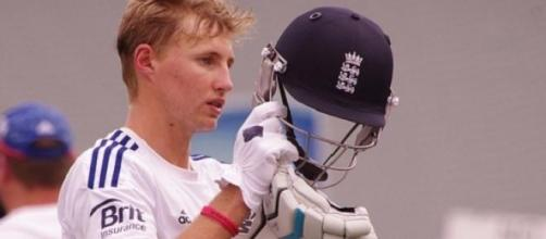 Joe Root scored an unbeaten century for England