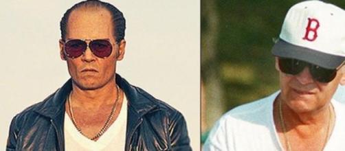 Johnny Depp e 'White Bulger'