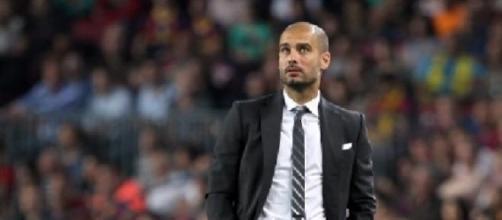 Josep Guardiola enfrentará al Barcelona