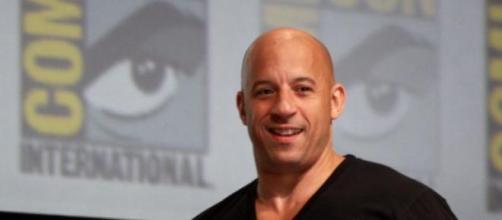 Vin Diesel es la estrella de la franquicia