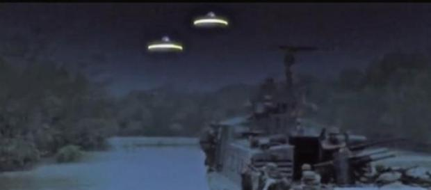 Aeronave neidentificate in Razboiul din Vietnam