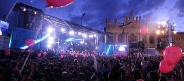 Concerto Primo Maggio 2015 di Roma