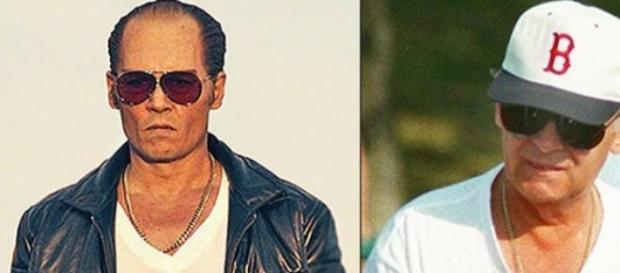 Johnny Depp e 'White Bulger'