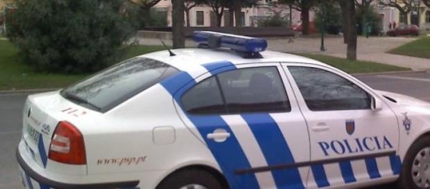 PSP foi chamada ao local do crime às 23:30