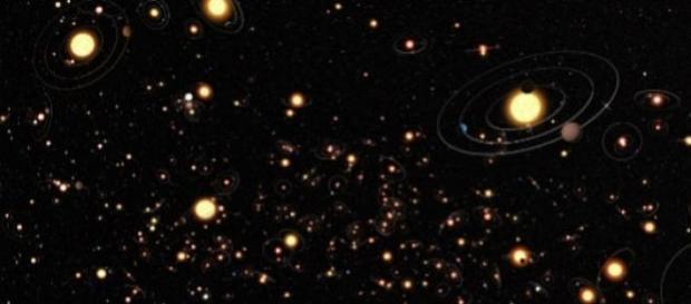 Será que há vida em outros planetas?