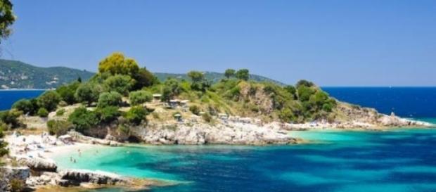Wyspa Korfu urzeka pięknym krajobrazem