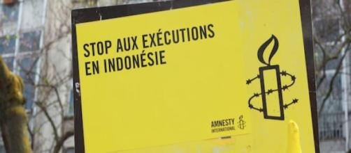 Amnesty International contre la peine de mort