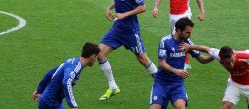 Arsenal - Chelsea em directo este domingo