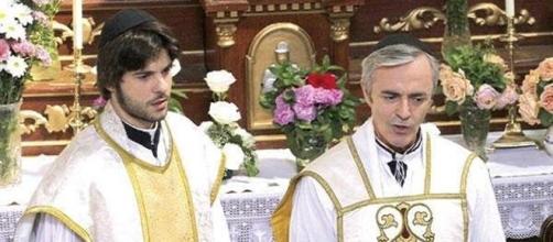 Il Segreto, Gonzalo e Don Celso.