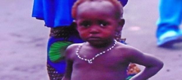 Afrykańskie dzieci często oskarżone są o czary.