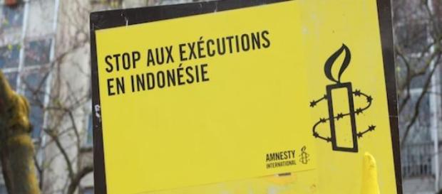 Amnesty International contre la peine de mort