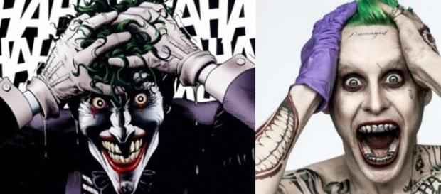 First official image of Jared Leto as the Joker