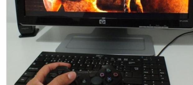 Jogos eletrónicos com conteúdo violento
