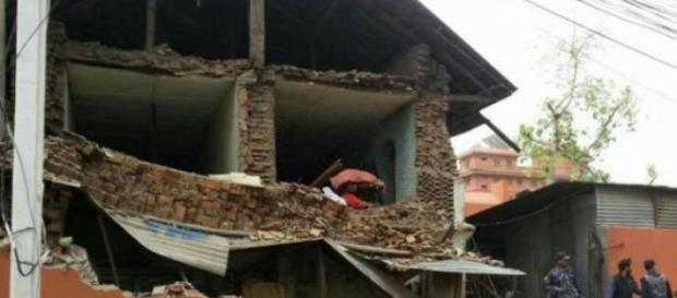 Katmandu é uma das zonas mais afectadas.