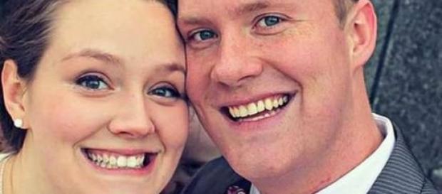 Usa:fantasma appare in foto di sposi al matrimonio
