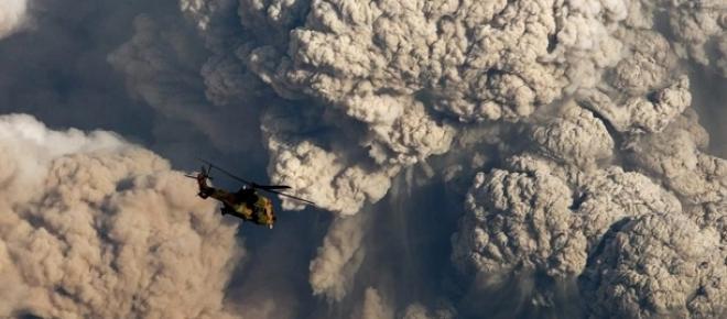 Sabe onde ficam os vulcões mais activos do mundo?