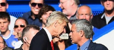 Arsenal - Chelsea ou la saga Wenger Vs Mourinho