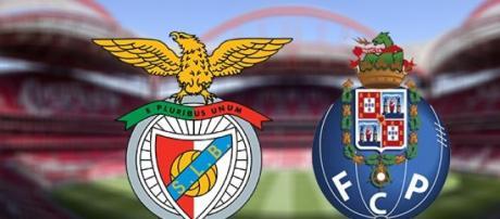 Benfica - Porto em directo na Blasting News