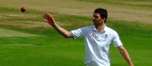 Anderson's spell turned the Test match for England