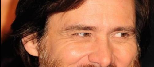 Jim Carrey luce un aspecto muy cambiado