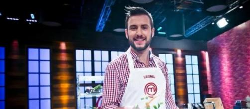Leonel foi o concorrente expulso do MasterChef