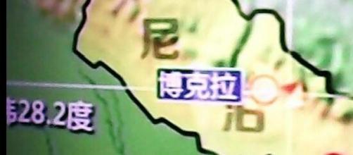 Nepal, nuova forte scossa di terremoto, 26/04/15