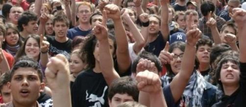 Riforma scuola Renzi per il 2015 e sciopero 05-05