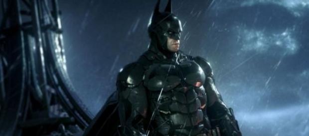 Arkham Knight é o quarto e último título da série