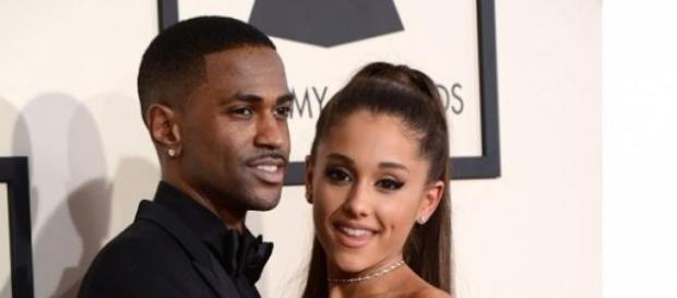 Big Sean y Ariana Grande.