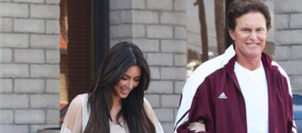 Bruce Jenner, tatal vitreg al lui Kim Kardashian