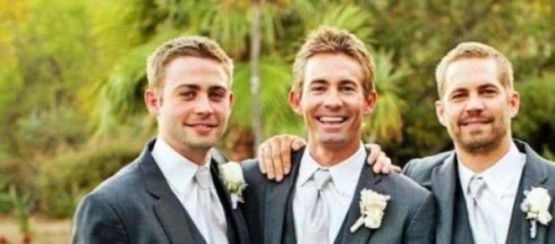 Cody e Caleb, os irmãos do ator Paul Walker