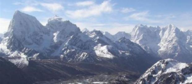Cordilheira dos Himalaias