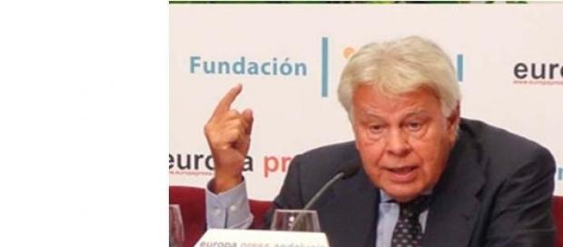 Fundación Felipe González, tratará sobre su figura