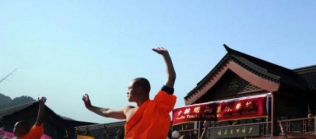 Kolebkąi  kung-fu są Chiny