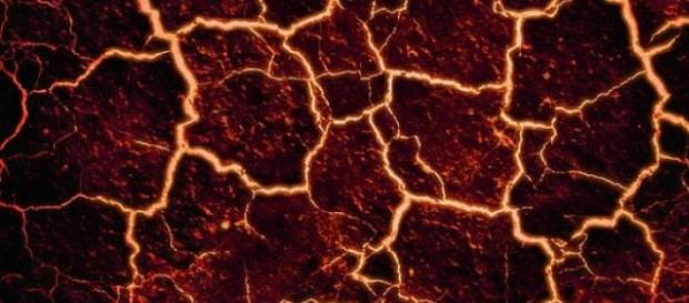O terremoto é a resposta de movimentos tectônicos.