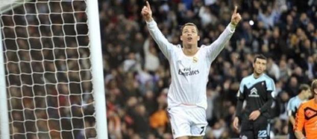 Real Madrid venceu em Vigo