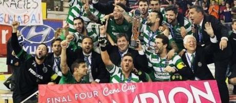 A final four da competição decorreu na Catalunha.
