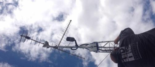 Instalación de telecomunicaciones de una vivienda.