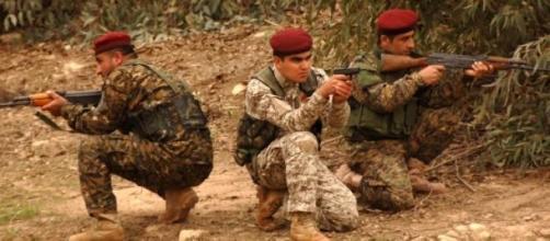 Rebeldes sírios ainda dividem o Ocidente.